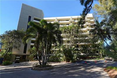 Sarasota Condo For Sale: 5880 Midnight Pass Road #905