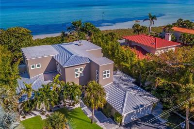 Anna Maria Single Family Home For Sale: 818 South Bay Boulevard