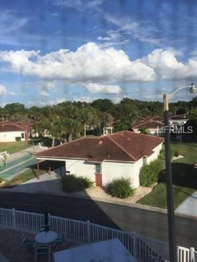 Villa For Sale: 107 Vista Hermosa Circle #5-A