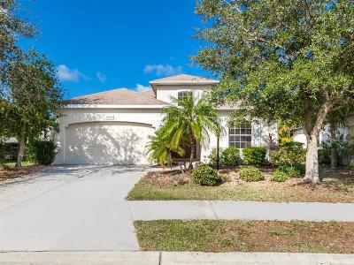 Lakewood Ranch Single Family Home For Sale: 15253 Blue Fish Circle