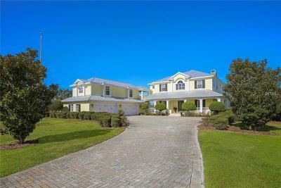 Sarasaota, Sarasota, Sarsota Single Family Home For Sale: 16225 Hidden Horse Way
