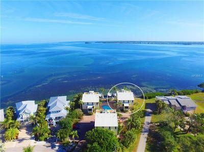 Bradenton Beach, Holmes Beach Condo For Sale: 244 S Harbor Drive #3