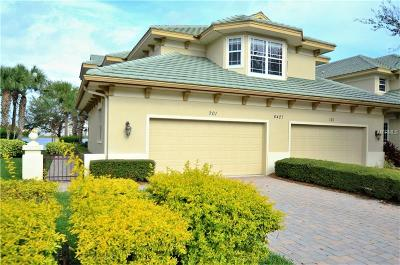 Lakewood Ranch Townhouse For Sale: 6427 Moorings Point Circle #201