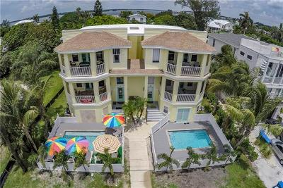 Bradenton Beach Condo For Sale: 2203 Avenue C #A