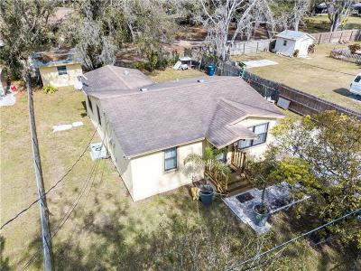 Sarasota FL Single Family Home For Sale: $169,000