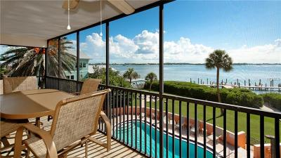 Bradenton Beach Condo For Sale: 1407 Gulf Drive S #203