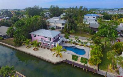 Longboat Key Single Family Home For Sale: 810 Tarawitt Drive