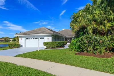 Venice Single Family Home For Sale: 1578 Waterford Drive