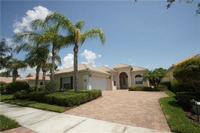 Single Family Home For Sale: 5961 Roseto Place