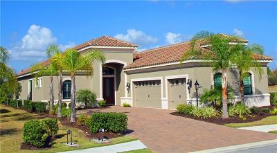 Lakewood Ranch Single Family Home For Sale: 15217 Castle Park Terrace