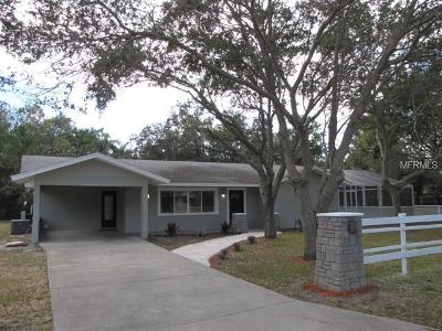 Acreage Single Family Home For Sale: 6507 13th Street Court E