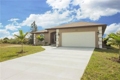 Punta Gorda Single Family Home For Sale: 351 Tandil