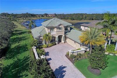 Bradenton Single Family Home For Sale: 1110 143rd Street NE
