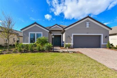 Bradenton Single Family Home For Sale: 5022 Tivoli Run
