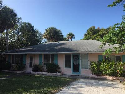 Anna Maria Single Family Home For Sale: 212 Spring Avenue