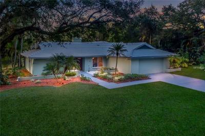 Sarasota Single Family Home For Sale: 4396 Brandywine Drive