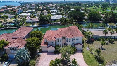 Longboat Key, Longboat Single Family Home For Sale: 524 Outrigger Lane