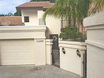 Sarasota Single Family Home For Sale: 5289 Tivoli Avenue #5289