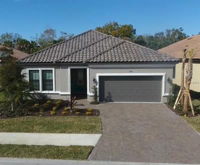 Nokomis Single Family Home For Sale: 5624 Semolino Street