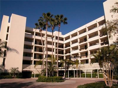 Longboat Key Condo For Sale: 1930 Harbourside Drive #117