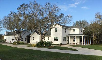 Sarasota Single Family Home For Sale: 1290 Palm View Road