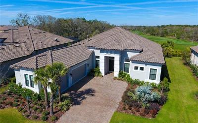 Bradenton Single Family Home For Sale: 13723 Palazzo Terrace