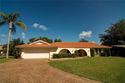 Sarasota Single Family Home For Sale: 4745 Malory Place