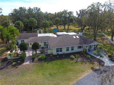 Bradenton Single Family Home For Sale: 6704 24th Avenue E