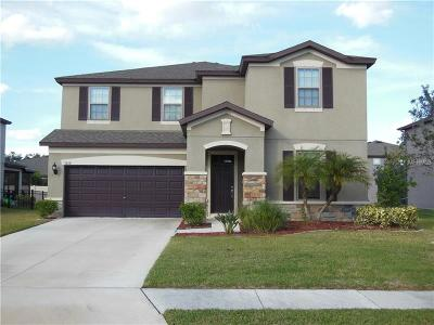 Parrish Single Family Home For Sale: 9818 46th Court E