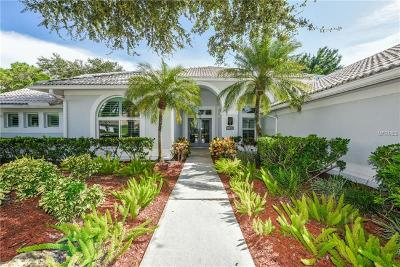 Single Family Home For Sale: 3800 Boca Pointe Drive