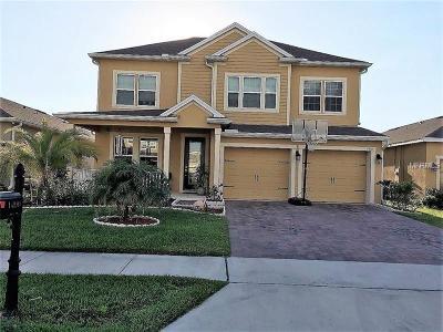Saint Cloud Single Family Home For Sale: 1490 Caterpillar Street