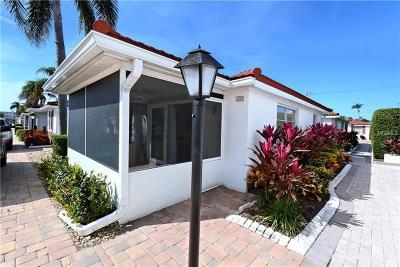 Villa For Sale: 6154 Midnight Pass Road #VILLA C-