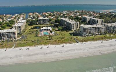 Longboat Key Condo For Sale: 1065 Gulf Of Mexico Drive #101