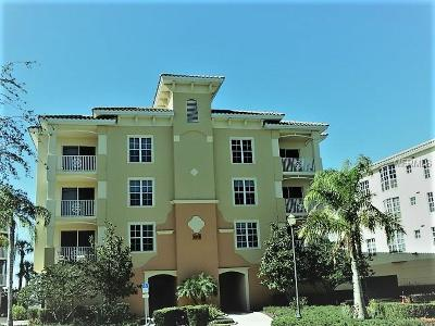 Lakewood Ranch Condo For Sale: 6458 Watercrest Way #302