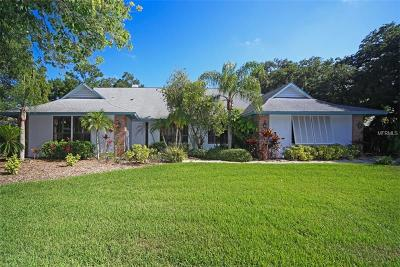 Sarasota Single Family Home For Sale: 4427 Oak View Drive