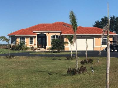 Punta Gorda Single Family Home For Sale: 44510 Neal Road
