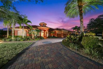 Parrish Single Family Home For Sale: 11452 Savannah Lakes Drive