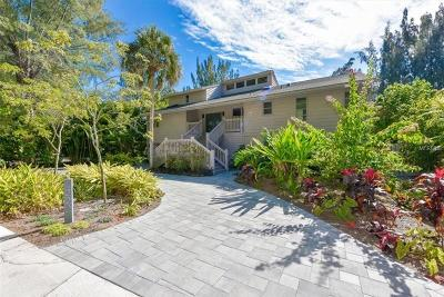 Sarasota FL Single Family Home For Sale: $1,279,000