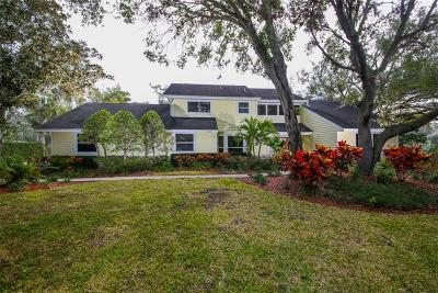 Bradenton Single Family Home For Sale: 2104 87th Street NW