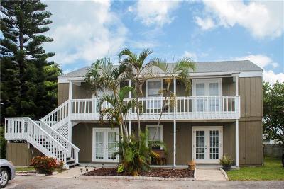Holmes Beach Multi Family Home For Sale: 404 Clark Drive