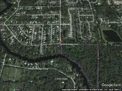 Residential Lots & Land For Sale: 4120 S Kings Avenue