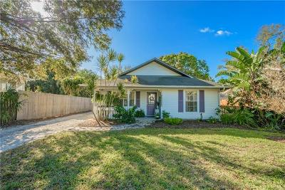 Palmetto Single Family Home For Sale: 1213 6th Street W
