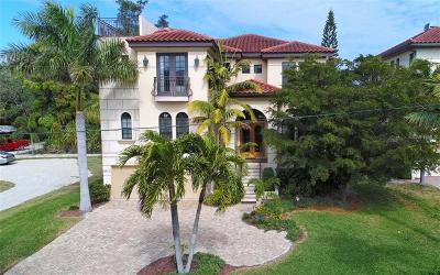 Sarasota FL Single Family Home For Sale: $1,599,000