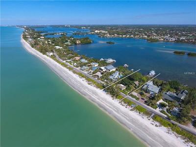 Single Family Home For Sale: 3250 Casey Key Road