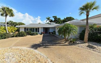 Single Family Home For Sale: 533 Bird Key Drive