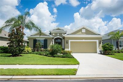 Bradenton Single Family Home For Sale: 4610 Claremont Park Drive