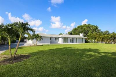 Bradenton Single Family Home For Sale: 4803 Riverview Boulevard