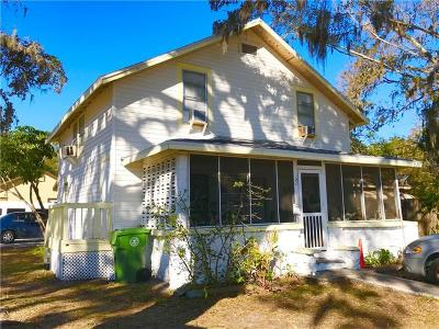 Bradenton Multi Family Home For Sale: 608 7th Street E