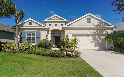 Bradenton Single Family Home For Sale: 11609 Griffith Park Terrace
