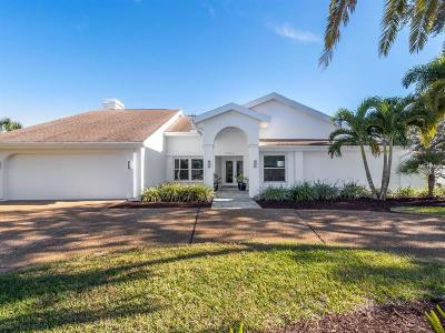 Country Club Of Sarasota The Single Family Home For Sale: 3906 Spyglass Hill Road